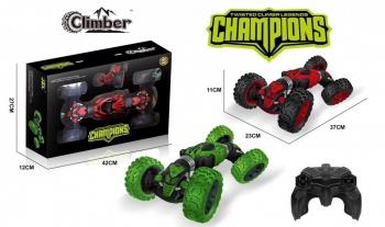 Машина-перевертыш Twisted Climber Champions, арт. 2588