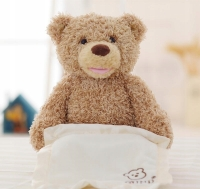 Медведь Peekaboo