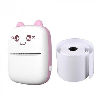 Детский Bluetooth мини-принтер