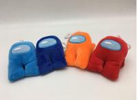 Мягкая игрушка AmongUs 10 см