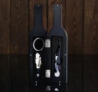 """Набор для вина """"Бутылка"""" 3 предмета"""