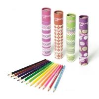 Набор карандашей в пенале