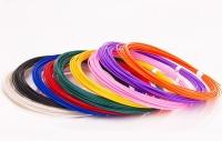Набор пластика для 3D ручек: ABS-9 (по 10 м. 9 цветов в коробке)