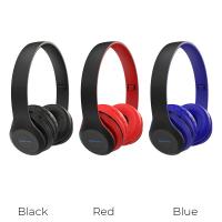 Наушники Borofone Bluetooth WIRELESS HEADPHONES O4