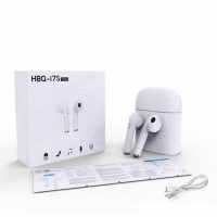 Беспроводные Bluetooth наушники HBQ I7 TWS с зарядным устройством