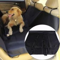 Авточехол непромокаемый на заднее сиденье для собак