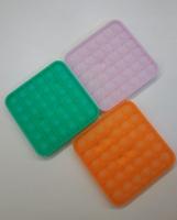 Бесконечная пупырка одноцветный квадрат