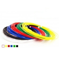 Набор пластика для 3D ручек: PLA-6 (по 10 м. 6 цветов)