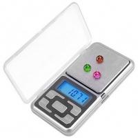 Портативные карманные точные мини весы до 200 гр