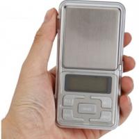 Портативные карманные точные мини-весы 200 гр