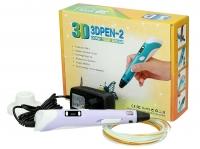 Ручка-принтер для рисования 3DPEN-2 (2 поколения)