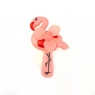 Ручной вентилятор (фламинго)