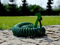 Шланг спиральный садовый, 15 метров