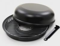 Сковорода гриль-газ D-503 керамическое (антипригарное) покрытие