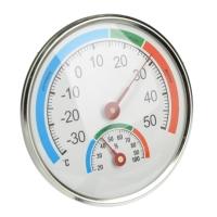 Термометр INBLOOM с измерением влажности воздуха, арт. 473-054