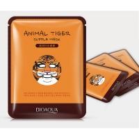 Тканевые маски Bioaqua Animal Tiger