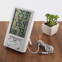 Цифровой термометр + гигрометр