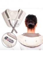 Ударный массажер для спины, плеч и шеи MSS-024