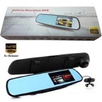 Зеркало с видеорегистратором Blackbox DVR (2 камеры)