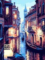 Картина по номерам «Венеция», арт. 86982